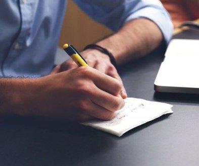Audioguide Schreiben