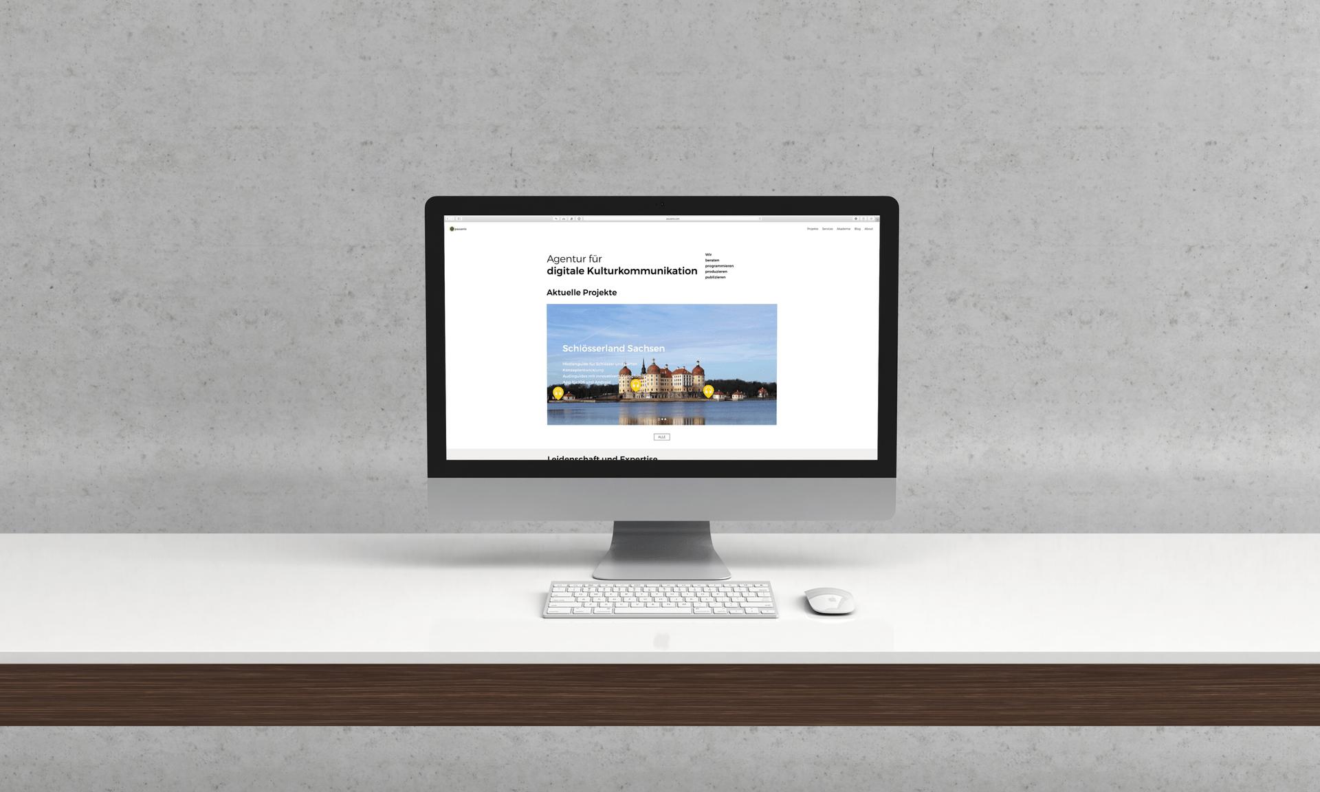Pausanio Website