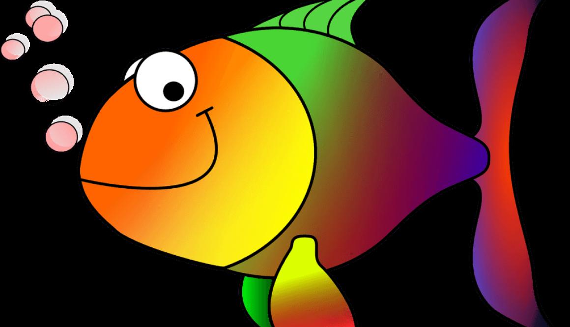 Pausanio schwimmt mit dem Strom