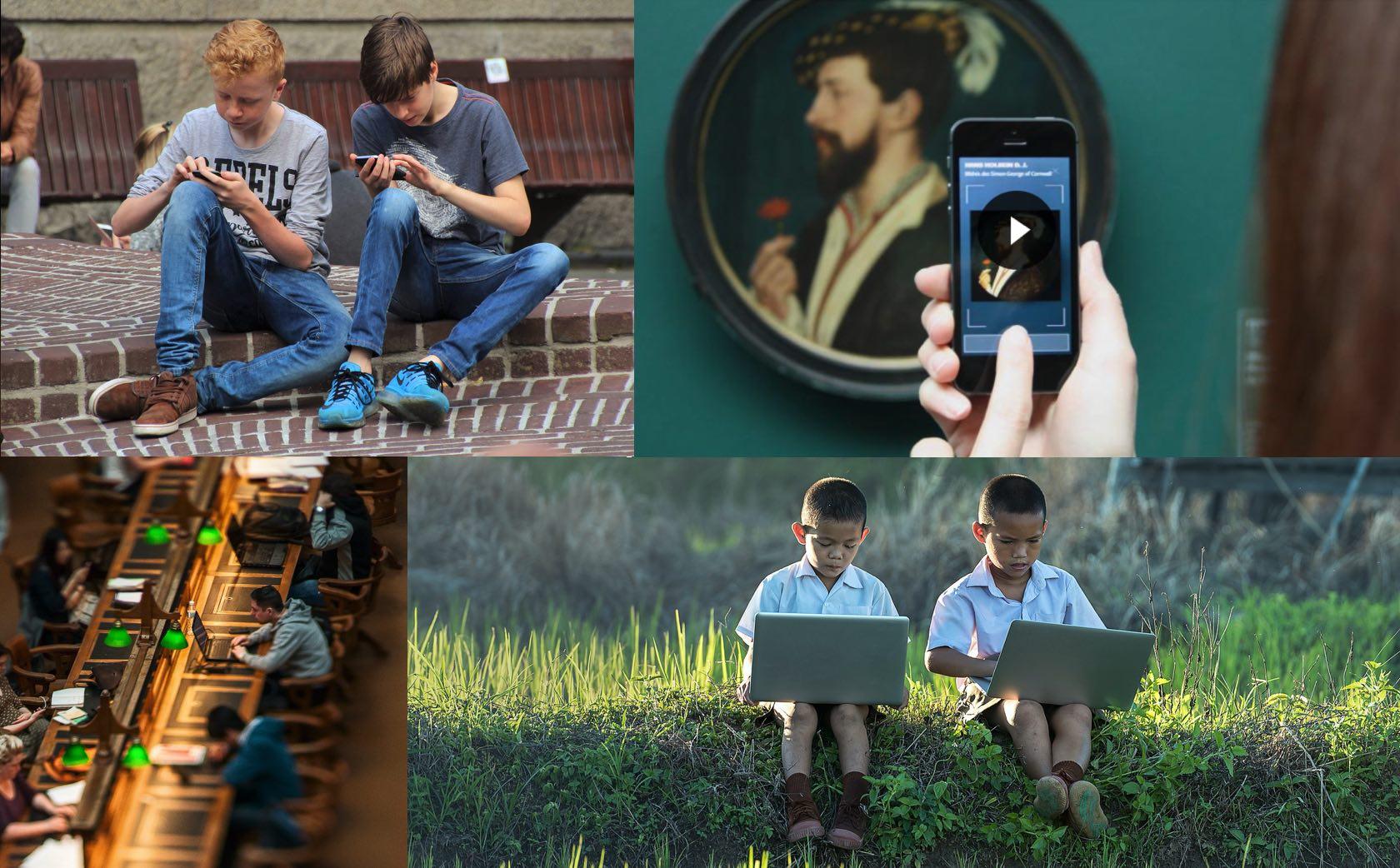 Digitales Publikum